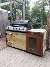 making your grill look built in hometalk intended for how to build a plan 3