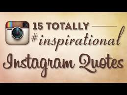 Inspirational Quotes For Instagram Magnificent 48 Totally Inspirational Instagram Quotes YouTube