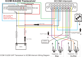 xcom 760 vhf aircraft transceiver for sport aircraft ultralights a follow the diagram below