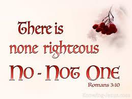 Roman 3 What Does Romans 3 10 Mean