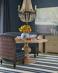 Regina Andrew Design Wood Bead 8 Light Chandelier
