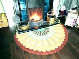 fiberglass hearth rug fire resistant uk rugs home fireplace elegant guardian fiberglass