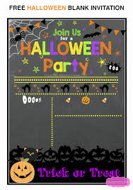 Free Halloween Birthday Invitation Templates Free Halloween Invitations Template Printable Wilkesworks