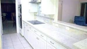 installing corian countertops per square foot cost installed