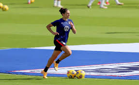 A t 39 carli lloyd was, by some distance, the oldest player on the us women's soccer team in the tokyo olympics. Carli Lloyd Becomes Oldest Player To Score Goal For Victorious Us Women S National Team Thehill