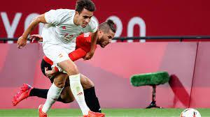 منتخب مصر الأولمبي يفرض التعادل على إسبانيا في أولمبياد طوكيو