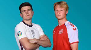 UEFA EURO 2020 Semi-Final, England vs ...