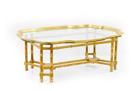 brass bamboo coffee table coffee table design ideas