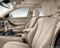 bmw 4 series gran coupé oyster dakota leather