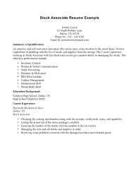 Cover Letter Resume Work Experience Examples Writing A Cv For High