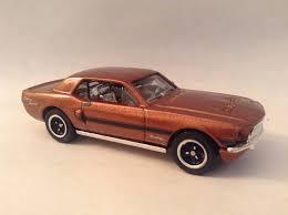 LA's Diecast Blog: Matchbox 1968 Ford Mustang GT/CS California Special