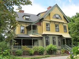 exterior colour schemes for victorian homes. laavish three storey house using awesome exterior wall scheme ideas colour schemes for victorian homes