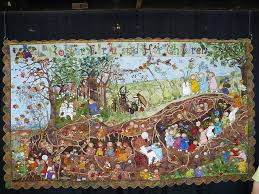 31 best Mother Earth Quilt images on Pinterest   Books, Childrens ... & 'Mother Earth and Her Children' quilt based on the illustrations of author  Sibylle von Adamdwight.com