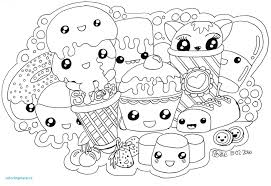 Excellent Kawaii Unicorn Coloring Pages Girl Animals Disney Stock
