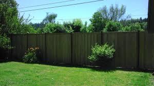 Black Vinyl Privacy Fence My Journey