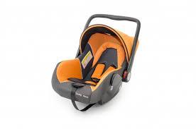 <b>Автокресло Teddy Bear HB</b> 801 (цвет: orange, black dot) | Купить с ...