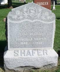Priscilla Holland Shafer (1846-1938) - Find A Grave Memorial
