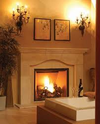 47 000 btus decorative recreate the authentic look of a wood burning hearth in a gas