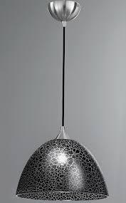 franklite vetross large black le glass pendant ceiling light satin nickel fl2290 1 953