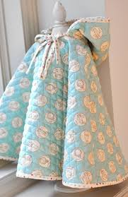 Toddler Cape Pattern
