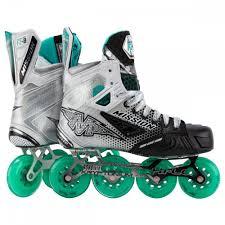 Mission Inhaler Fz 0 Senior Roller Hockey Skates