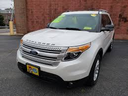 Microsoft Used Cars Ford Explorer Xlt 4wd Luxury Suv With The 2012 In Lawrence North