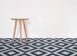 argyle diamond pattern flooring blue room vinyl flooring