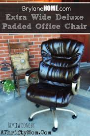 padded office chair.  Padded BrylaneHome Office Chair Review And Padded Office Chair