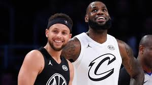 The warriors' star point guard didn't have his best shooting night by any means. Stephen Curry And Lebron James Wallpaper Posted By Sarah Johnson