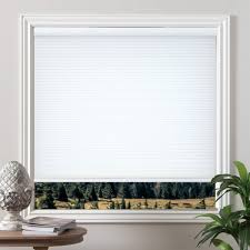 Cordless Light Filtering Blinds Grandekor 34x64 Inch Cordless Light Filtering Blinds Cellular Fabric Shades Honeycomb Door Window Shades White