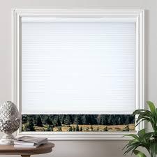 Cordless Light Filtering Blinds Grandekor 34x64 Inch Cordless Light Filtering Blinds Cellular Fabric Shades Honeycomb Door Window Shades White