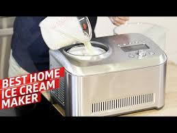 is the most expensive home ice cream maker actually the best you can do this you