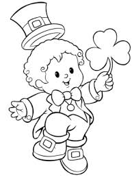 Small Picture St Patricks Day Page 2 St Patricks Day Hat Coloring Page Pot of