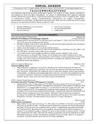 Telecommunications Technician Resume Resume For Flight Attendant