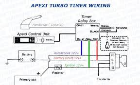 magnificent apexi auto timer for na & turbo image collection Timer Schematic Diagram arb turbo timer wiring diagram g reddy turbo timer wiring diagram 2