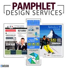 A Leading Pamphlet Design Company In India Offers Innovative