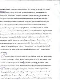 analytical essay of the story of an hour the story of an hour essay