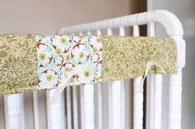 Crib Rail Cover Pattern Simple Inspiration Design