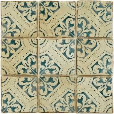 Blue And White Decorative Tiles ANN SACKS Tiempo 100100100 x 100100100 la spezia 100 terra cotta decorative 17