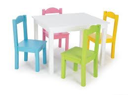 kids table and 4 chairs kids table with chairs nantucket baby bazjjbn