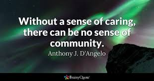 Quotes About Community Inspiration Community Quotes BrainyQuote