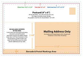 4 X 6 Flyer Template How To Create Postcards With Microsoft Word Using Microsoft Word