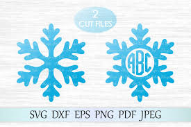 Over 34 simple flourish png images are found on vippng. Snowflake Svg Snowflake Monogram Svg Snowflake Clipart 177673 Svgs Design Bundles