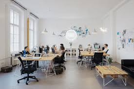 efficient office design. Bubble\u0027s Efficient And Teamwork-based Offices - 2 Office Design