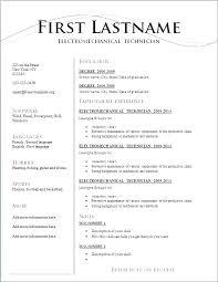 Proper Resume Template Downloadable Resume Formats International