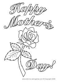 Day Cards To Print Mothers Day Cards To Print And Color There Are A Range Of