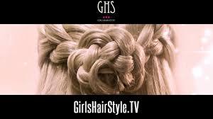袴の髪型はハーフアップ編み込みでアレンジ方法もご紹介 人気