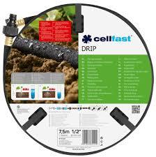 "<b>Шланг сочащийся</b> Cellfast <b>DRIP</b> 1/2"" 7,5м — купить в интернет ..."