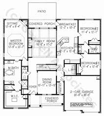 guest cabin floor plans elegant house and garage cottage plan style 1500 square feet i