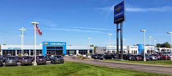 Art Moehn Chevrolet Chevrolet Dealer In Jackson Mi